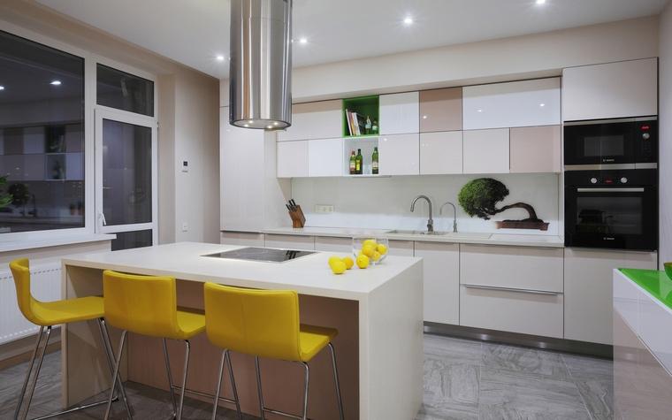 Фото № 67341 кухня  Квартира