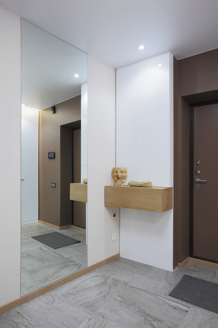 Фото № 67350 холл  Квартира