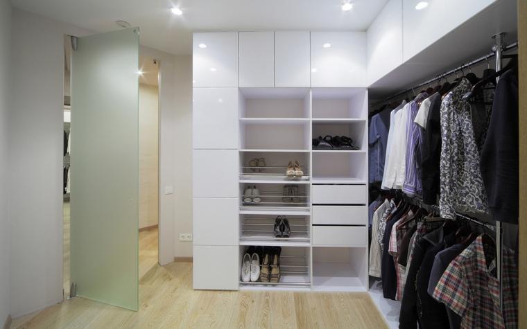 интерьер гардеробной - фото № 67353