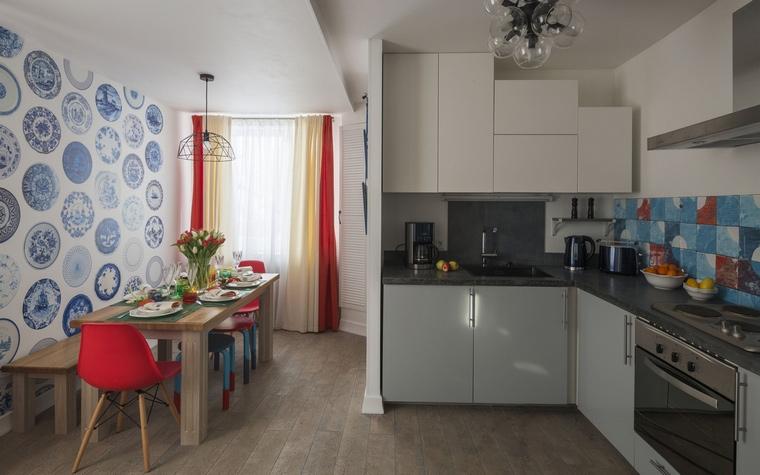 Фото № 67371 кухня  Загородный дом