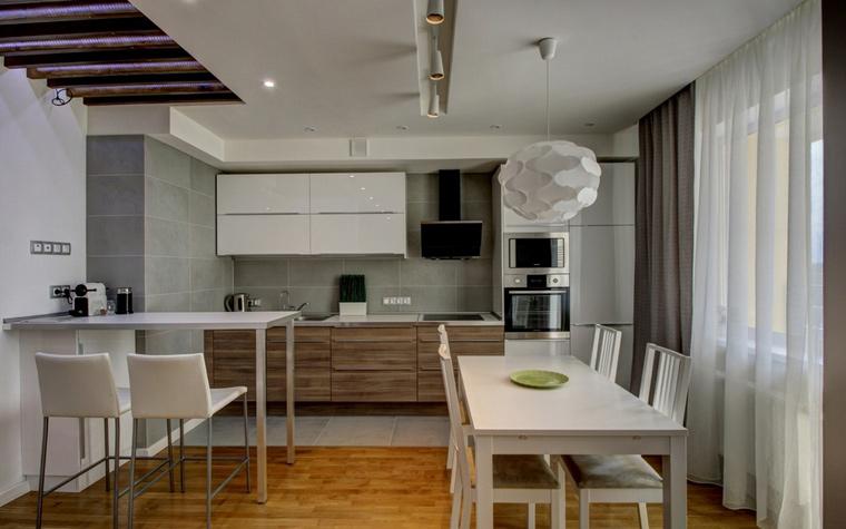 Фото № 67391 кухня  Квартира