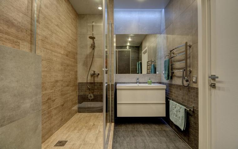 Фото № 67392 ванная  Квартира