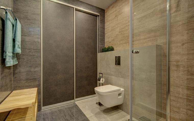 Фото № 67394 ванная  Квартира