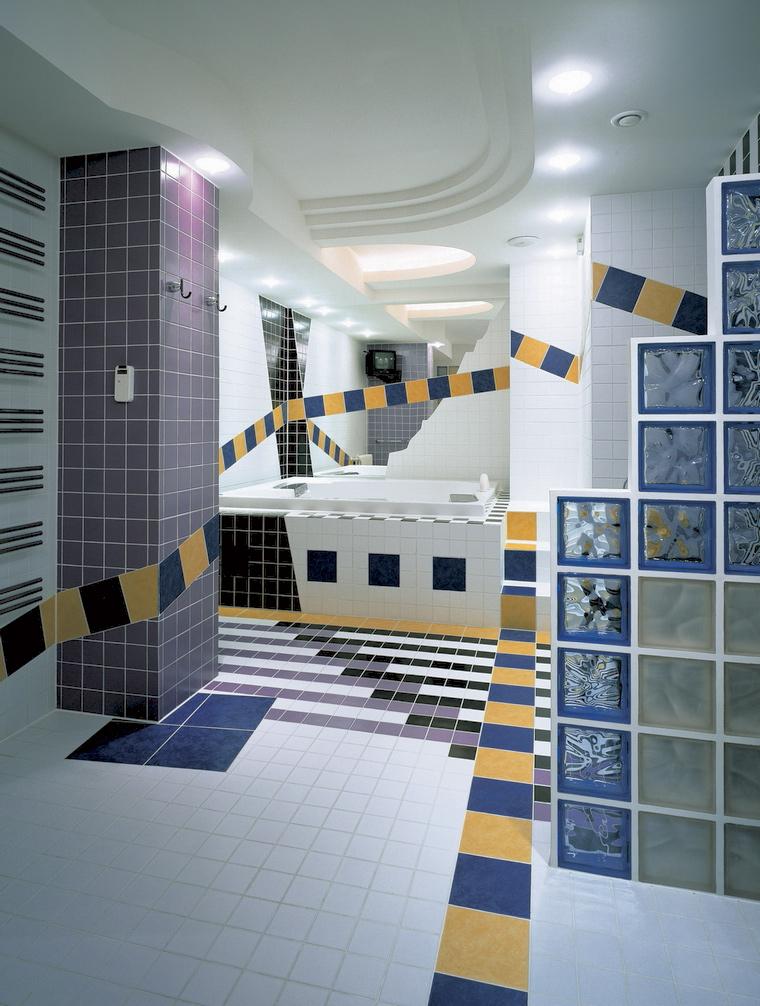 интерьер ванной - фото № 67398