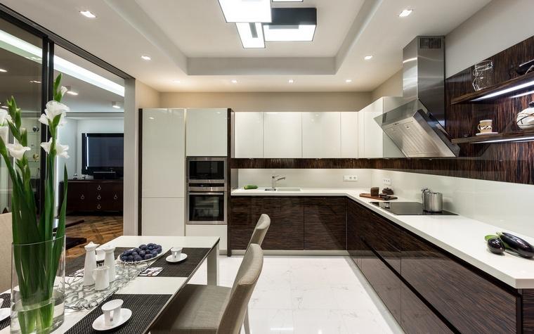 интерьер кухни - фото № 67420