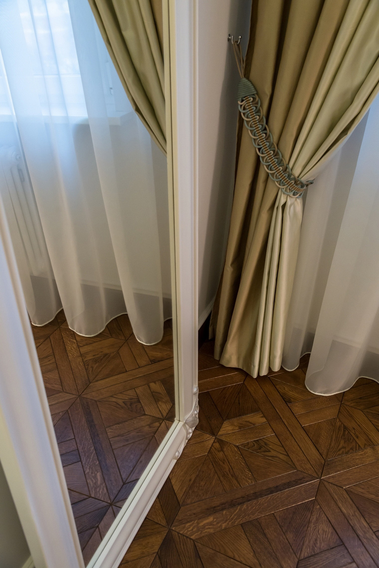 интерьер спальни - фото № 67428