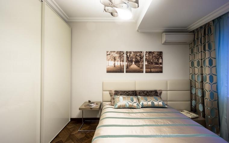 интерьер спальни - фото № 67430