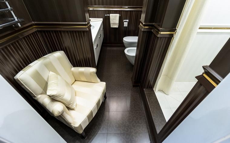Квартира. санузел из проекта , фото №67437