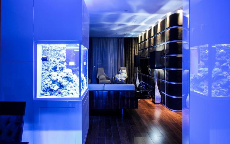 интерьер гостиной - фото № 67449
