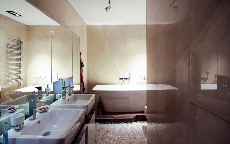 интерьер ванной - фото № 67462