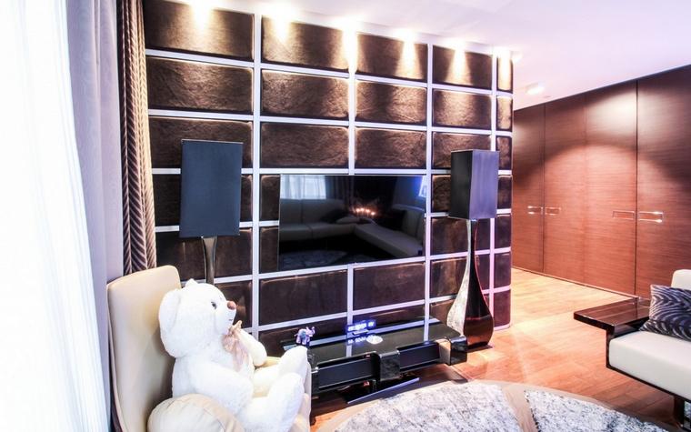 интерьер гостиной - фото № 67446