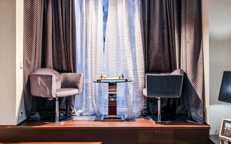интерьер гостиной - фото № 67447