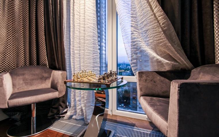 интерьер гостиной - фото № 67448