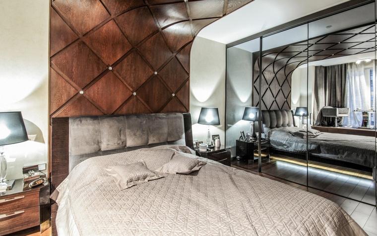 интерьер спальни - фото № 67453