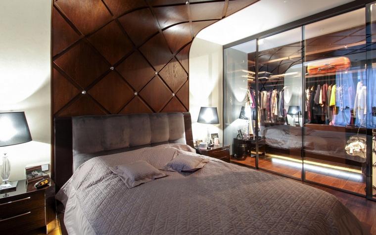 интерьер спальни - фото № 67455