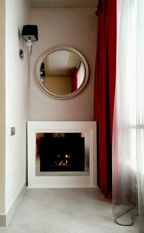интерьер гостиной - фото № 67472
