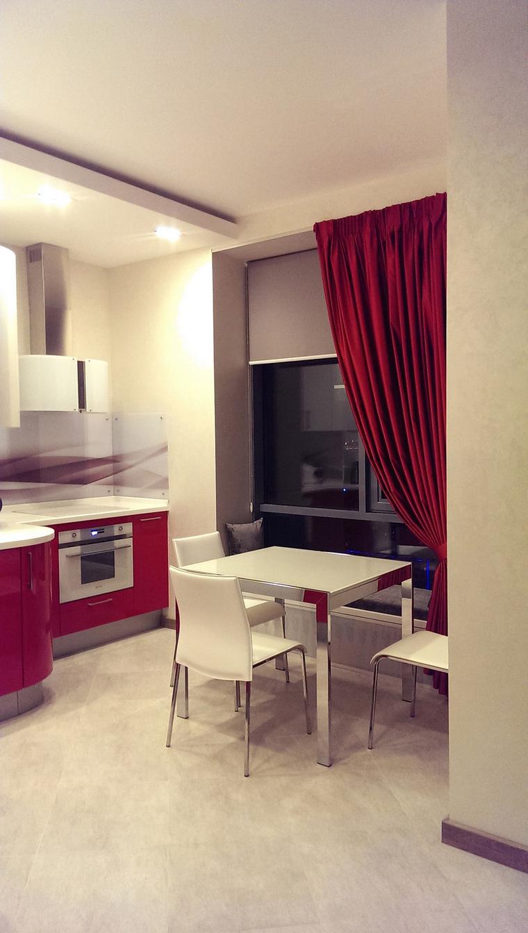 Фото № 67470 кухня  Квартира