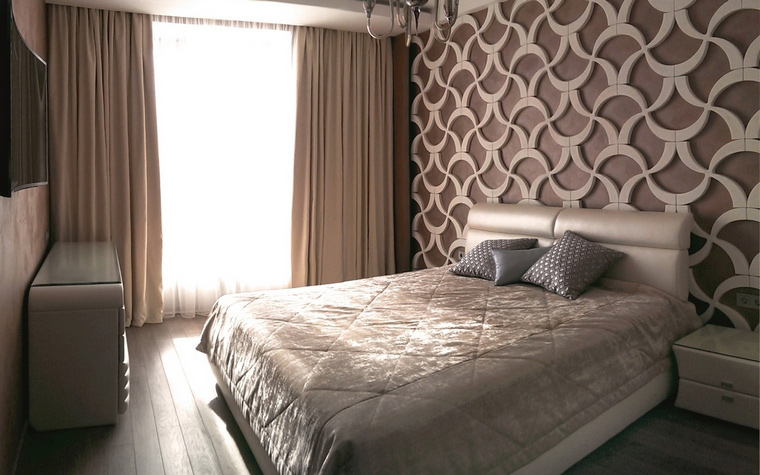 Фото № 67464 спальня  Квартира