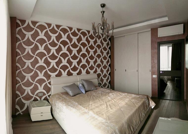Фото № 67465 спальня  Квартира