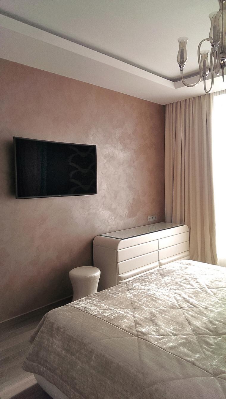 Фото № 67466 спальня  Квартира