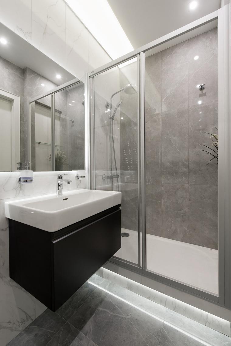 Фото № 67487 ванная  Квартира