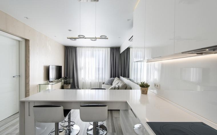 Квартира. кухня из проекта , фото №67489