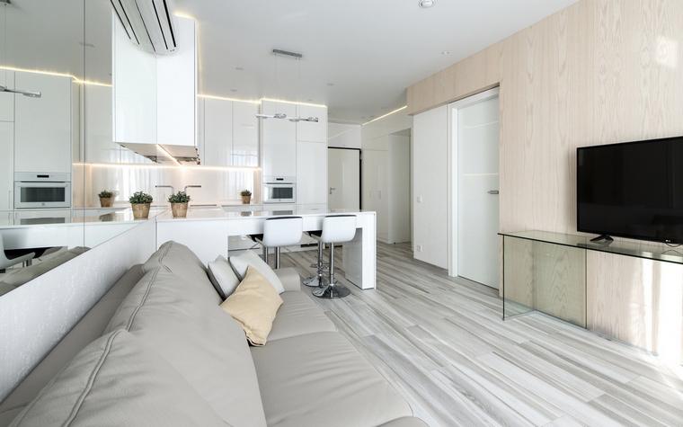Фото № 67480 гостиная  Квартира