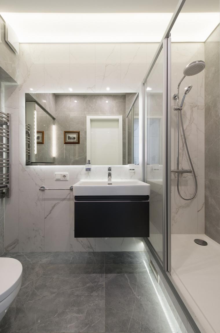 Фото № 67486 ванная  Квартира