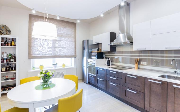 Фото № 67536 кухня  Квартира