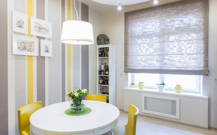 Фото № 67538 кухня  Квартира