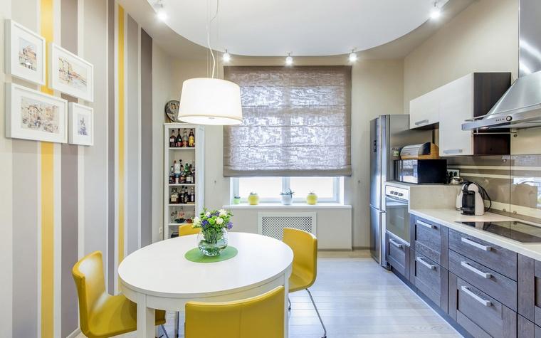 Фото № 67539 кухня  Квартира