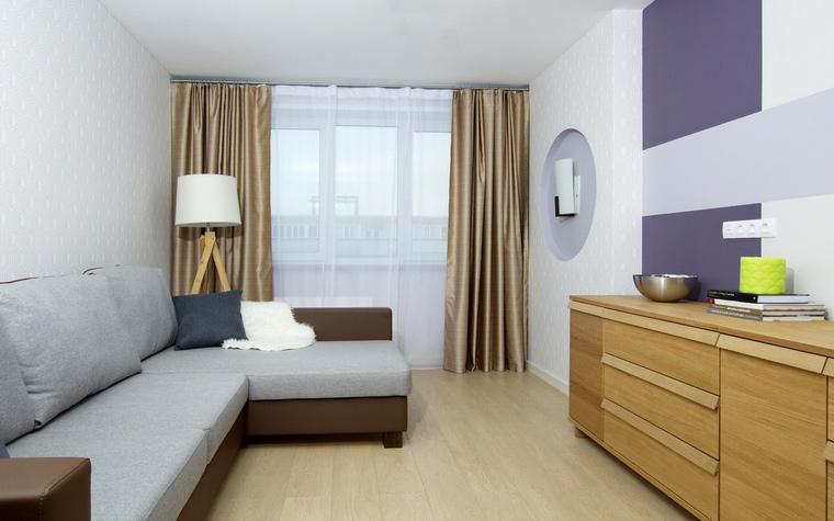 Фото № 67569 гостиная  Квартира