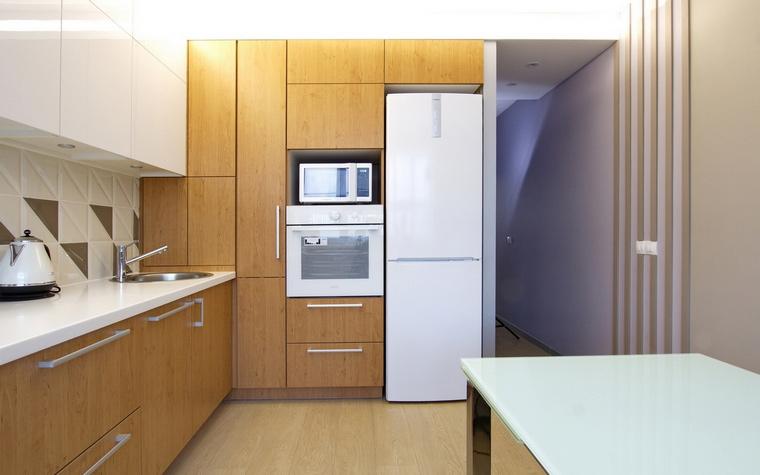 Фото № 67573 кухня  Квартира