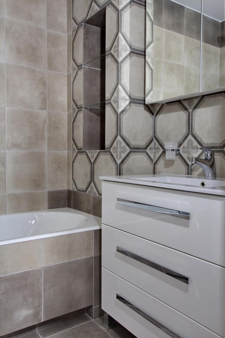 Фото № 67581 ванная  Квартира