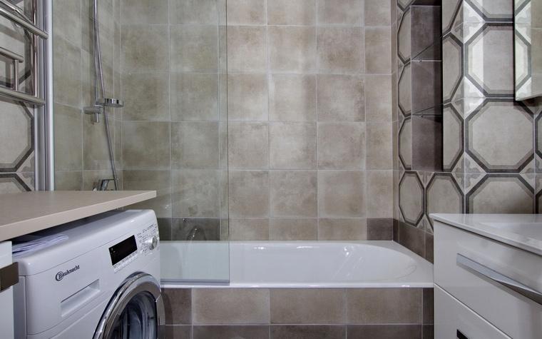 Фото № 67582 ванная  Квартира
