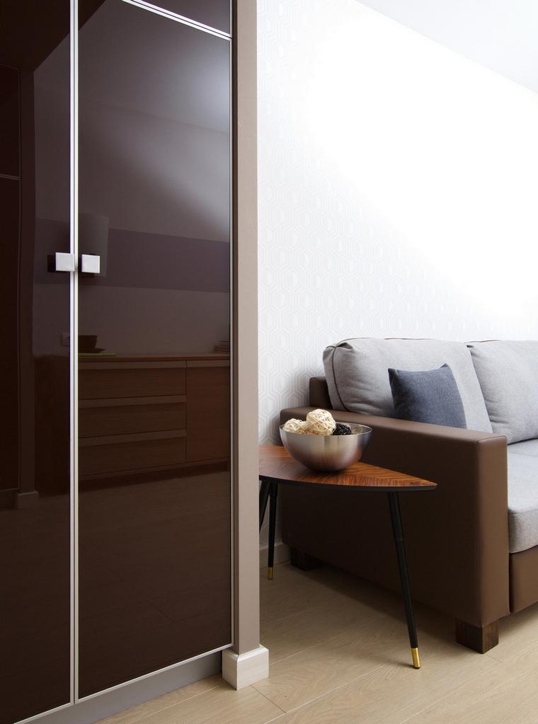 Фото № 67570 гостиная  Квартира