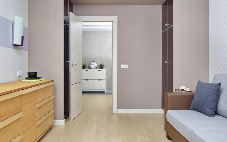 Фото № 67568 гостиная  Квартира
