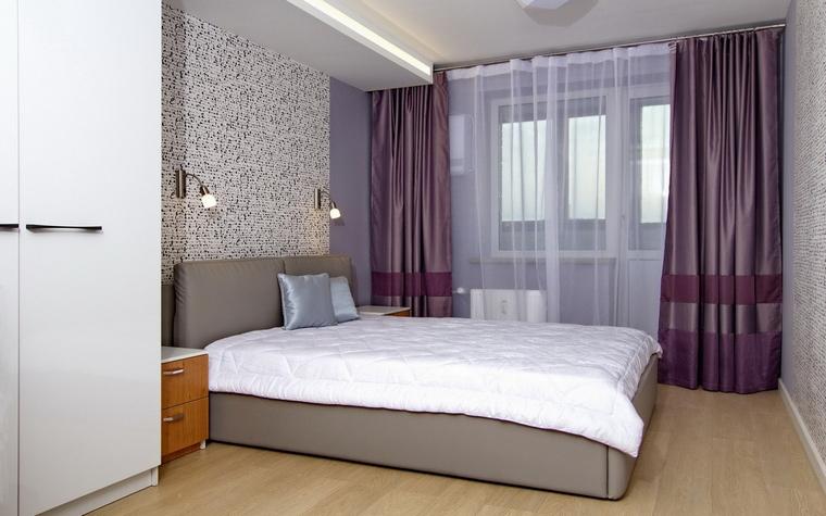 Фото № 67580 спальня  Квартира