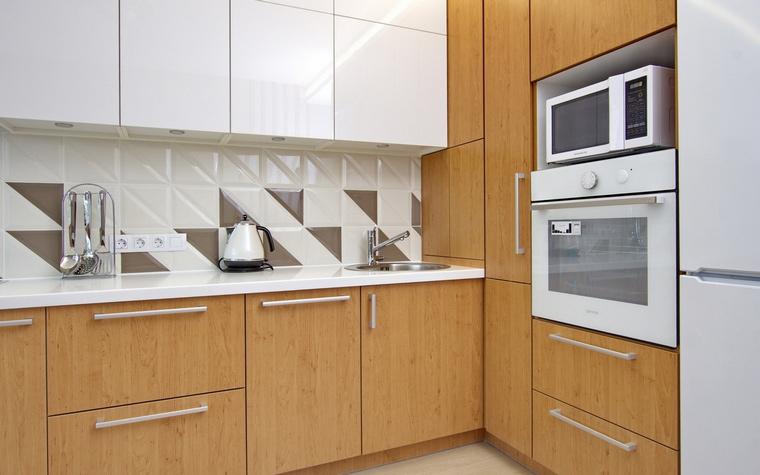 Фото № 67571 кухня  Квартира