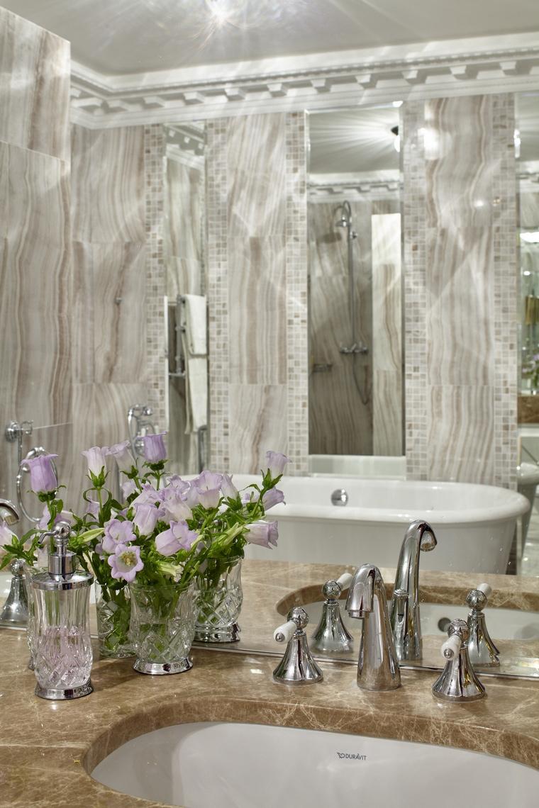 Фото № 67671 ванная  Квартира