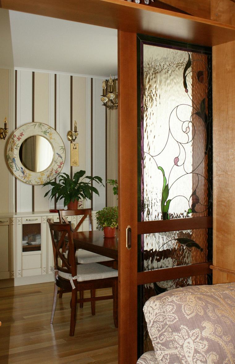 Квартира. столовая из проекта , фото №67689