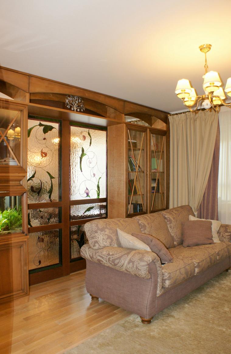 интерьер гостиной - фото № 67678