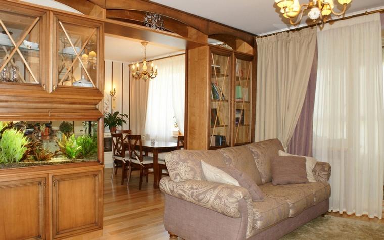 интерьер гостиной - фото № 67680
