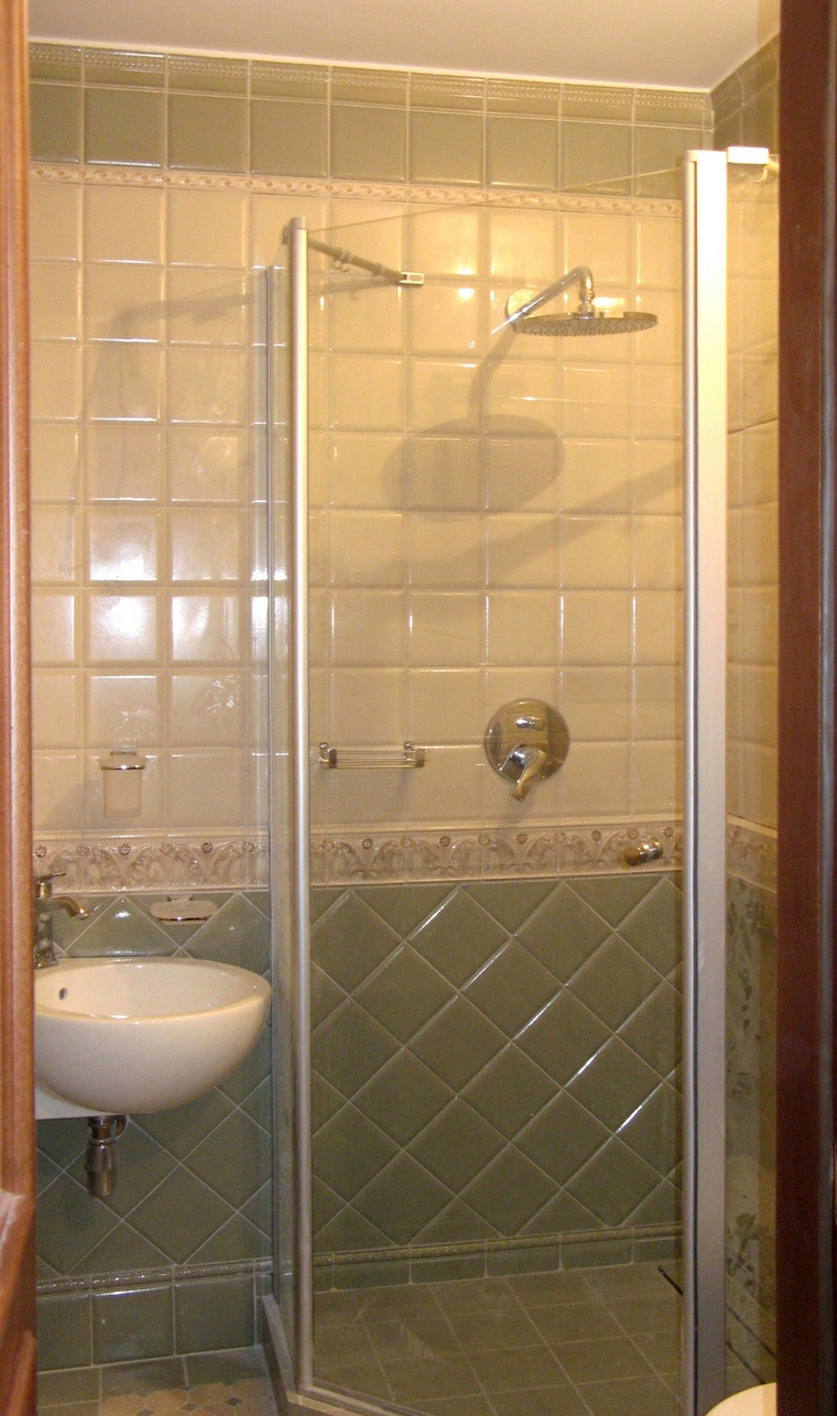 Квартира. ванная из проекта , фото №67688