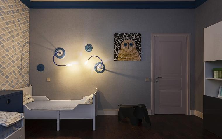 Квартира. детская из проекта , фото №67691
