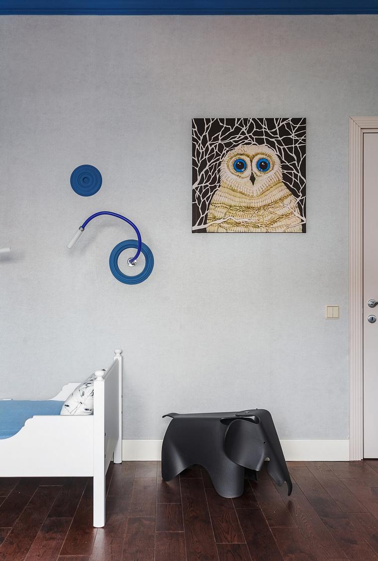 Квартира. детская из проекта , фото №67695