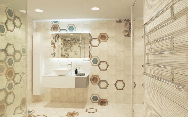 интерьер ванной - фото № 67730