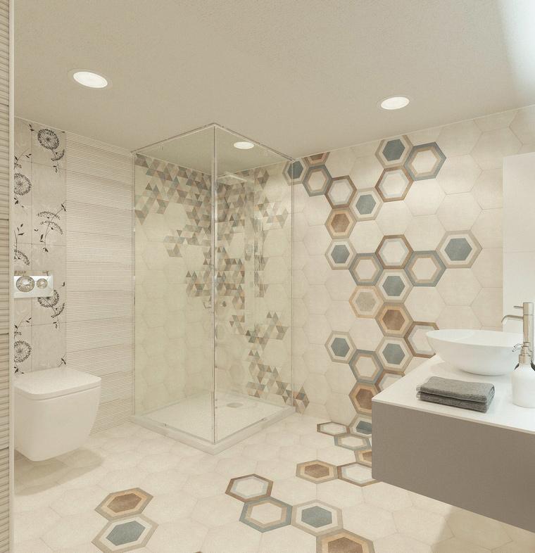 интерьер ванной - фото № 67731