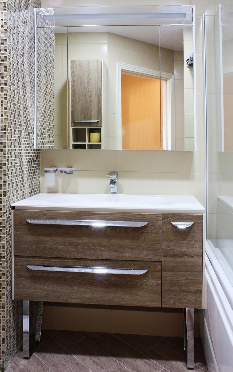 Фото № 67752 ванная  Квартира