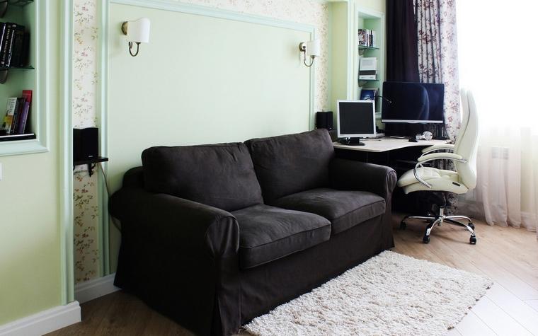 интерьер гостиной - фото № 67743